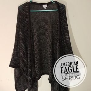 American Eagle Outfitters Shrug/Cardigan